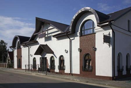 belarus: House in Ashmyany. Belarus