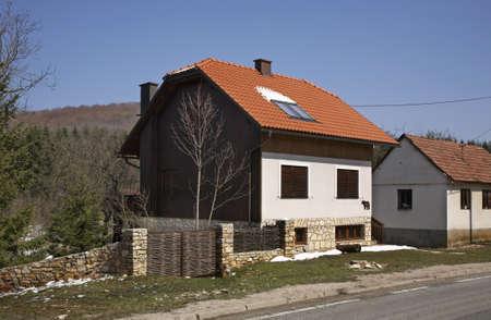 selo: Licko Petrovo Selo. Republika Hrvatska
