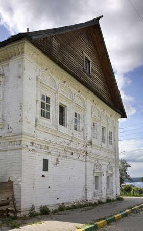 merchant: House of merchant Athanasius Olisov in Nizhny Novgorod. Russia