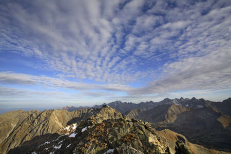 polska: Tatra Mountains near Zakopane. Poland Stock Photo