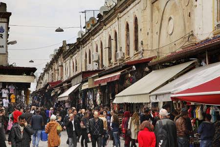 kapalicarsi: Grand Bazaar Kapalcars in Istanbul. Turkey