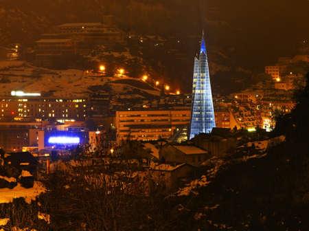 andorra: Andorra la Vella. Andorra