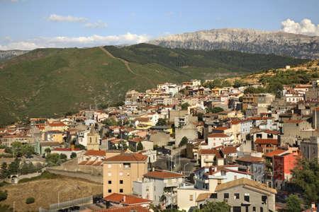 Orgosolo. Sardinia. Italy