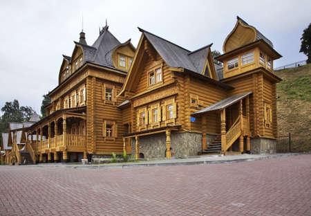 master's: City of Masters in Gorodets. Nizhny Novgorod Oblast. Russia Editorial