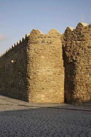 baku: Ateshgah of Baku Fire Temple in Suraxan. Azerbaijan Stock Photo