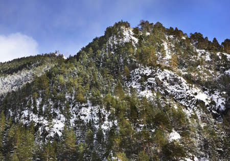 principality: Mountain in Arans. Principality of Andorra