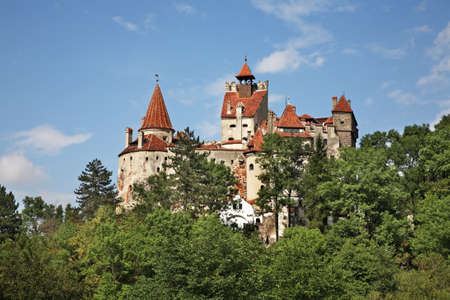 Bran Castle Castle of Dracula. Romania