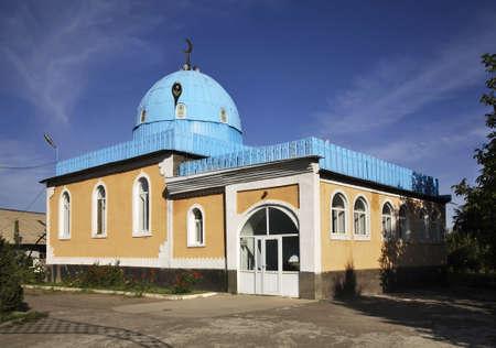 kazakhstan: Mosque in Turgen. Kazakhstan