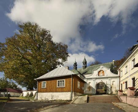 nicholas: Church of St. Nicholas in Pruchnik. Poland