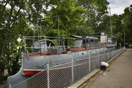 naval: Naval Museum in Varna. Bulgaria Editorial