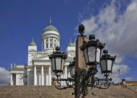 helsinki: Helsinki Cathedral. Finland