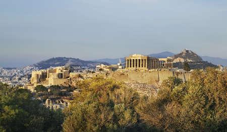 acropolis: Acropolis of Athens. Greece