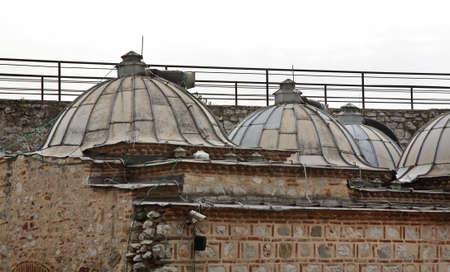 turkish bath: Turkish bath in Nis fortress. Serbia