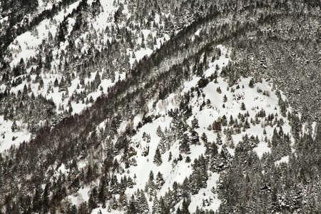 andorra: Mountain near Llorts village. Andorra Stock Photo