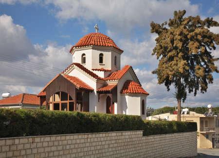 tou: Panagia tou Tamana church in Kolossi near Limassol. Cyprus