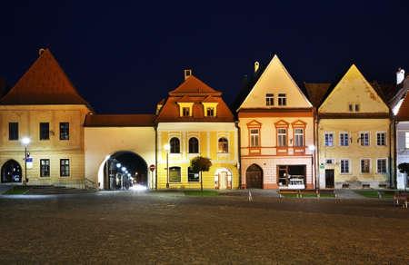 town hall square: Town Hall square Radnin nmestie in Bardejov