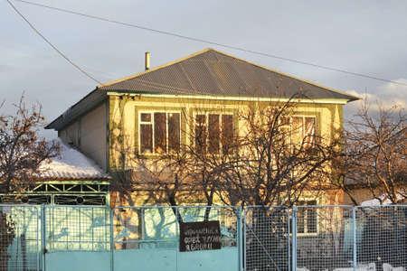 kyrgyzstan: Grigorievka. Kirguist�n