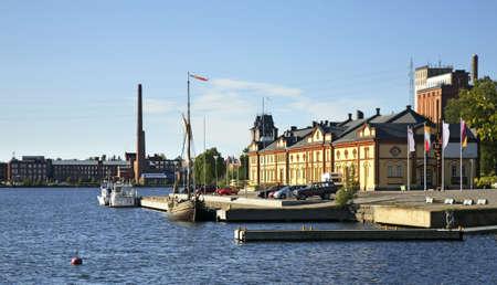 Kuntsi museum in Vaasa. Finland