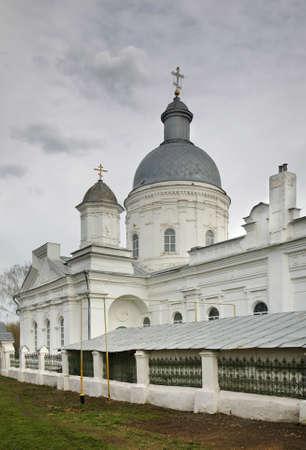 trinity: Holy Trinity Church in Tuma. Ryazan oblast. Russia