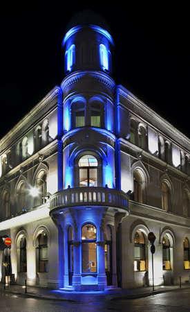 herzegovina: Old building in Sarajevo. Bosnia and Herzegovina