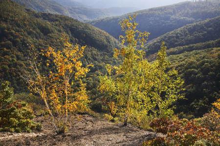serbia landscape: Landscape near Town of Devil - Davolja Varos. Serbia