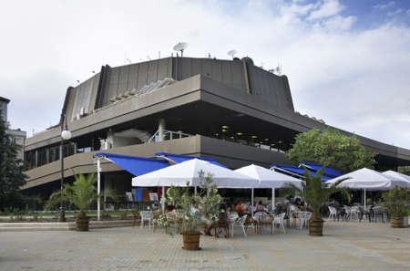 congress: Festival and Congress Centre in Varna. Bulgaria