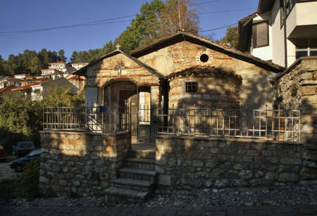 barbara: Church of St. Barbara in Ohrid. Macedonia