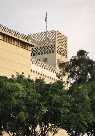 silo: Grain Silo Dagon in Haifa. Israel