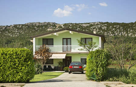herzegovina: House in Studenci. Bosnia and Herzegovina