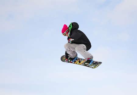 freestyle: Freestyle skiing. Szczyrk. Poland Editorial