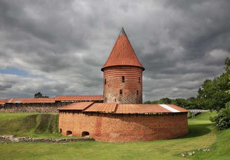 lithuania: Kaunas Castle. Lithuania