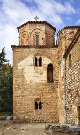 sophia: Church of St. Sophia in Ohrid. Macedonia