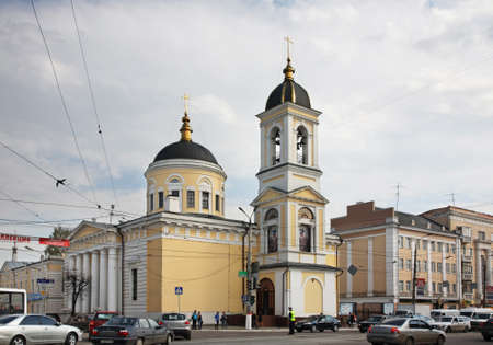 ascension: Ascension Cathedral in Tver. Russia