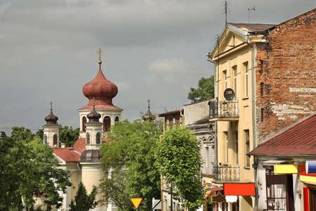 theologian: Church of St. John Theologian in Chelm. Poland