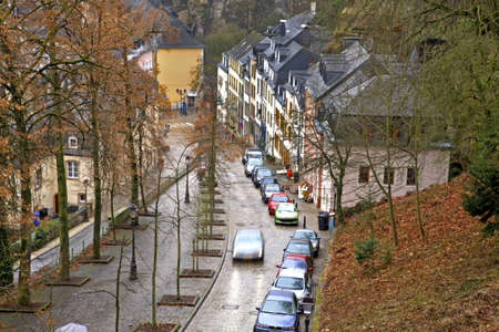 boulevard: Boulevard in Luxembourg city