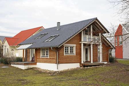 stuttgart: House near Stuttgart. Germany