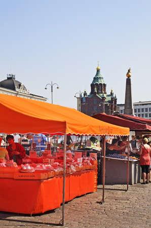 helsinki: Port in Helsinki. Finland