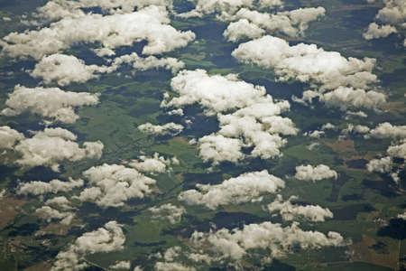 paysage: landscape near Munich. Bavaria. Germany Stock Photo