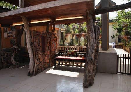 dalat: XQ Historical village in Dalat. Vietnam