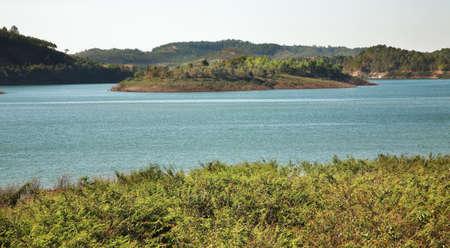 dalat: Landscape near Dalat. Vietnam Stock Photo
