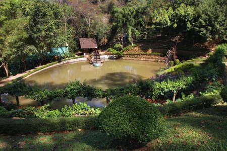 dalat: Park Prenn near Dalat. Vietnam