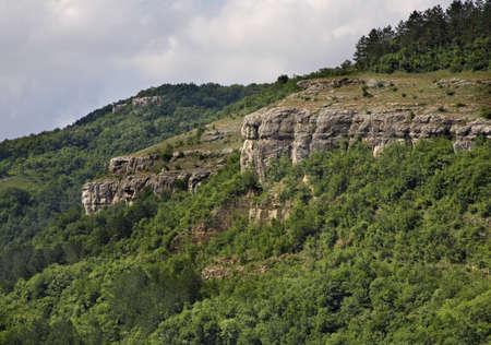 veliko: Tsarevets in Veliko Tarnovo. Bulgaria Stock Photo