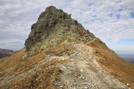 zakopane: Swinica mountain. Tatra Mountains near Zakopane. Poland