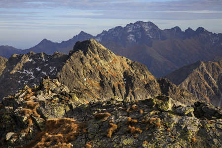 zakopane: Tatra Mountains near Zakopane. Poland Stock Photo