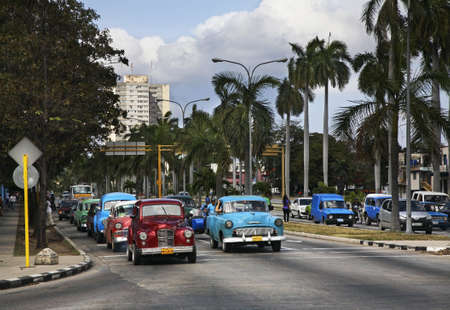 havana cuba: View of Havana. Cuba Editorial