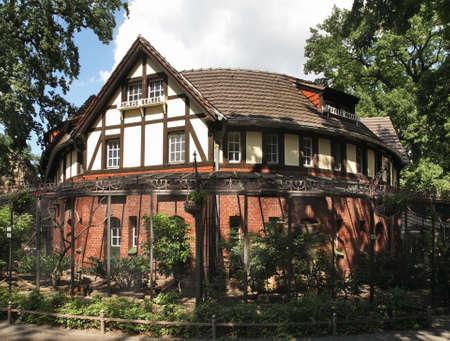 Berlin Zoological Garden. Germany