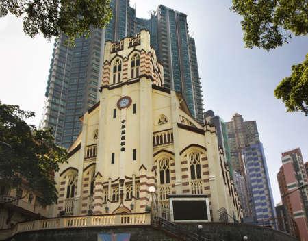 yat: Church of Christ in China Hop Yat Church (Hong Kong Church). China