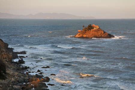 Seaside in Vung Tau. Vietnam