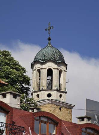 Church of St. Nicholas in Veliko Tarnovo. Bulgaria