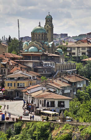 View of Veliko Tarnovo. Bulgaria